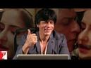 Live Video Chat with Shah Rukh Khan Jab Tak Hai Jaan Part 1