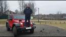 Обзор Jeep Wrangler Rubicon. Внедорожная игрушка для больших мальчиков.