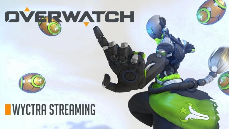 Overwatch Фул Саппорт/Ана Мейнер\ Full Support/Ana Meiner Стрим 57 (18) [RUS]