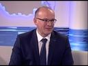 Вести интервью с заместителем управляющего ярославским отделением Банка России Евгением Ефремовым