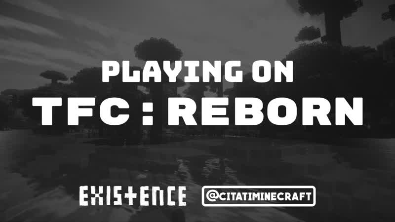 Играем на TFC Reborn [1] | @citatiminecraft