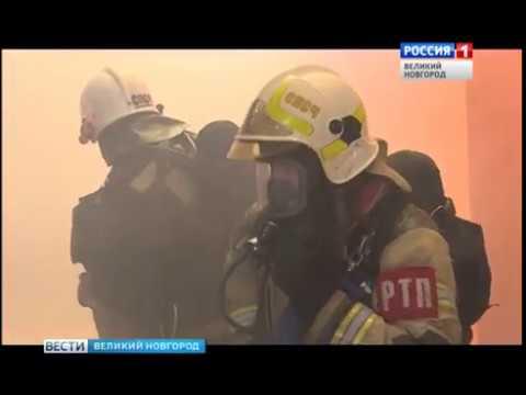 ГТРК СЛАВИЯ Противопожарные учения в Мармеладе 11 10 18