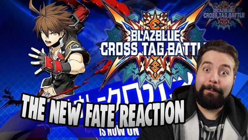 THE WAIT IS OVER THE 5TH FATE IS HERE MORE | Blazblue Cross Tag Battle S2 Trailer Reaction!