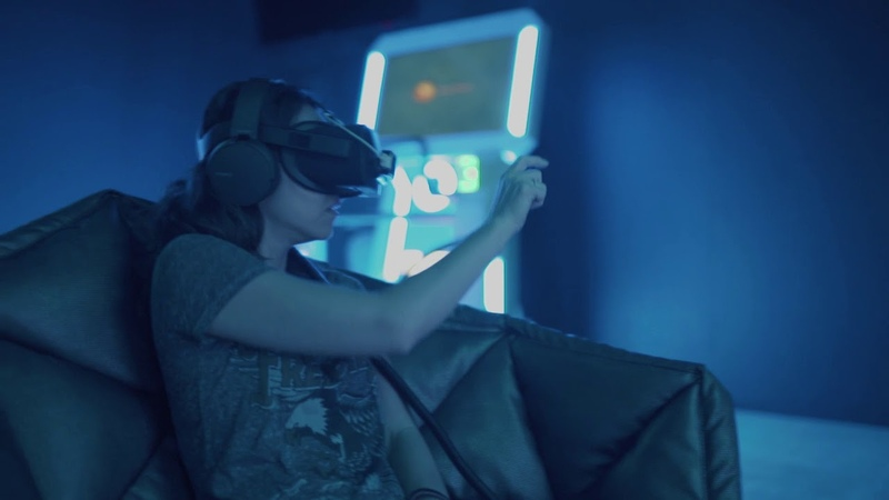 VR promo Miami virtual reality park
