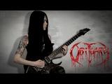 Obituary - Cause of Death (solo cover)