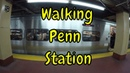 ⁴ᴷ Walking Tour of Pennsylvania Station in Manhattan, NYC