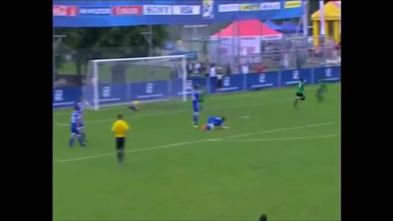 DAUDA MOHAMMED - GOALS IN THE FIFA YOUTH CUP
