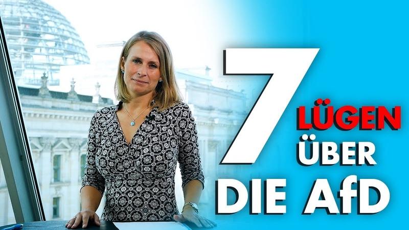 Die 7 größten LÜGEN über die AfD - Mainstreammedien Altparteien am Ende