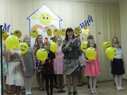 """праздник посвящения в кружковцы """"Мир моих увлечений"""""""