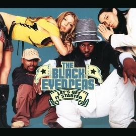 Black Eyed Peas альбом Let's Get It Started