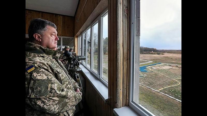 Петр Порошенко обвинил Россию в желании оккупировать Бердянск и Мариуполь