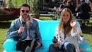 Интервью для «Music Feed» во время фестиваля «Splendour in the Grass 2017»