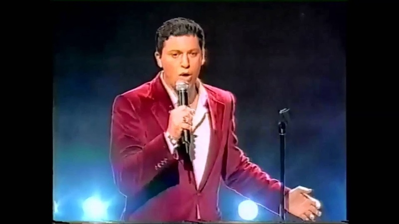 Patrizio Buanne - You don´t have to say you love me