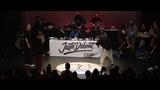 Juste Debout Suisse 2019 Hip Hop Semi Final Irina &amp Dam'en Vs Zonarisk