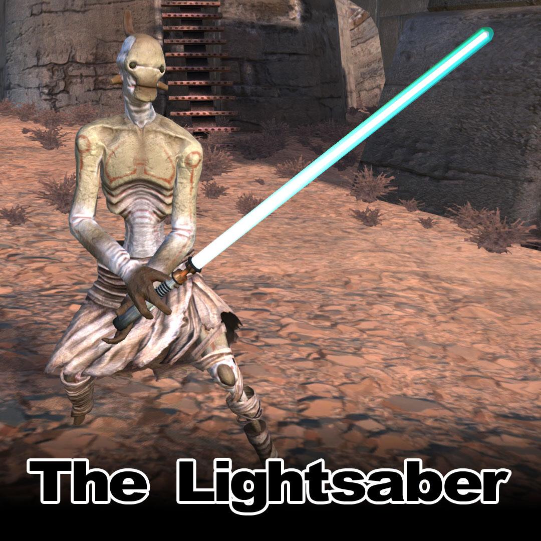 The Lightsaber / Световые мечи