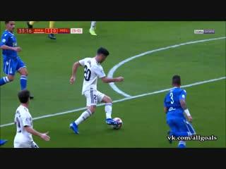 Реал 6:1 Мелилья / 06.12.2018