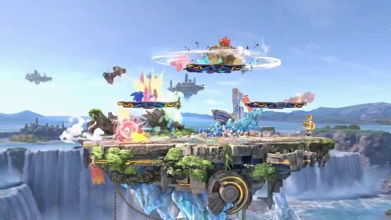 Super Smash Bros. Ultimate 3.0, Joker Timing, New Amiibo Announcement