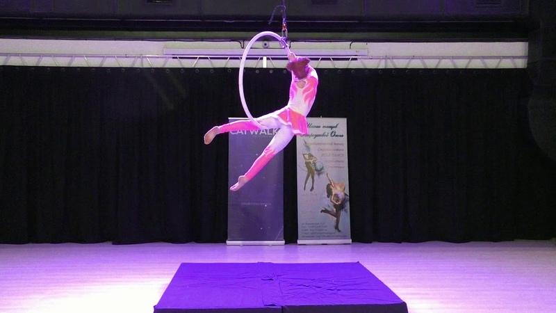 Александра Котова - Catwalk Dance Fest IX[pole dance, aerial] 30.04.18.