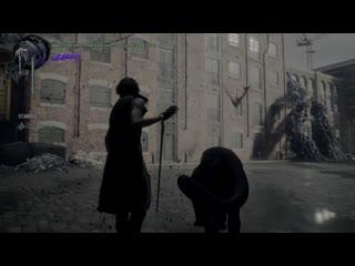 Devil may cry 5 - v, dante, nero gameplay ¦ ps underground