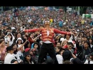 Michael Jackson and crazy fans part 01