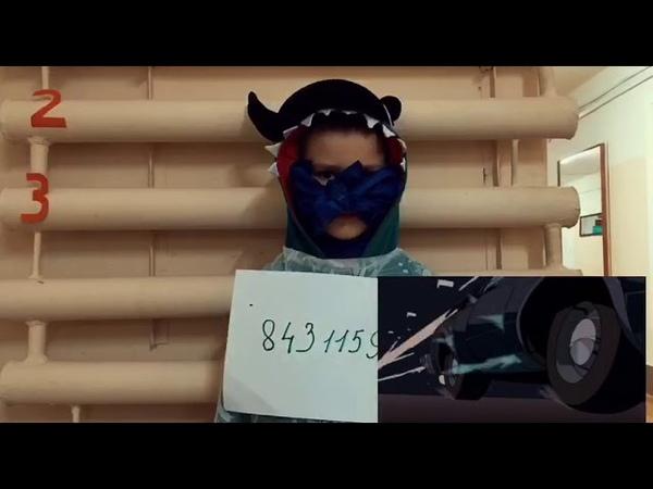 ТМ | Вечер копипасты Люди в черном 4| 7-й отряд | ЛЕТО 2019 | 6-я смена