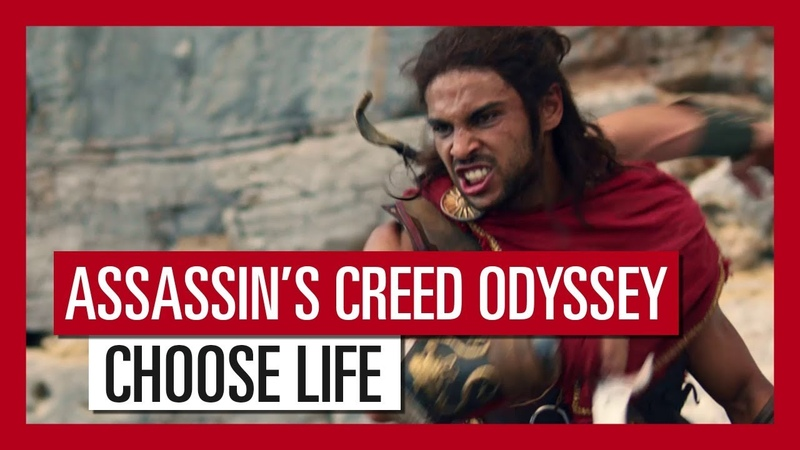 Assassin's Creed Odyssey: Choose Life Live Action Trailer (Explicit)