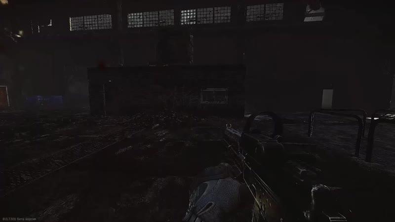 Э нелюдь Escape from Tarkov