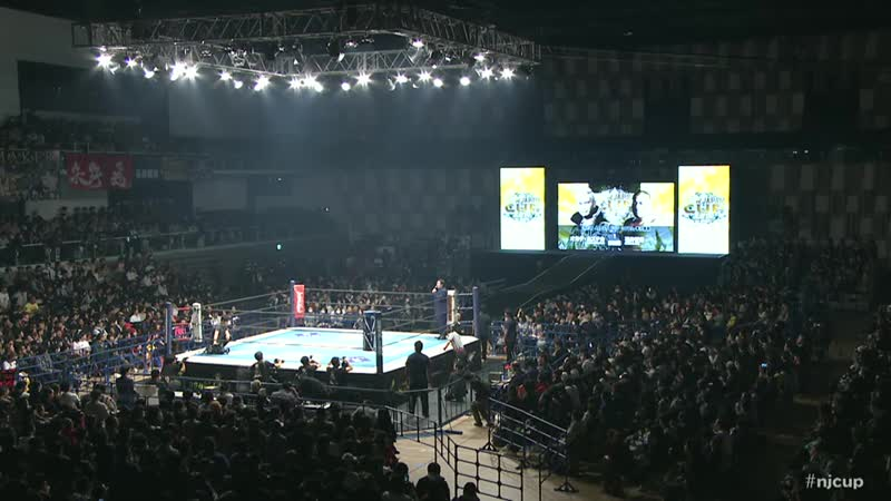 Tomohiro Ishii vs. Kazuchika Okada (NJPW)