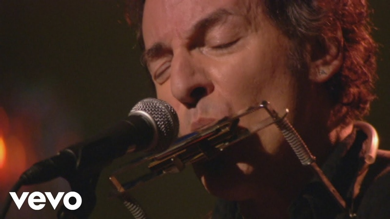 Bruce Springsteen - Waitin' On A Sunny Day - The Song (From VH1 Storytellers)