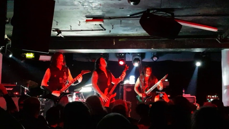 I Am Morbid - Fall From Grace - Live at Morbidfest, The Underworld, Camden, London, May 2019