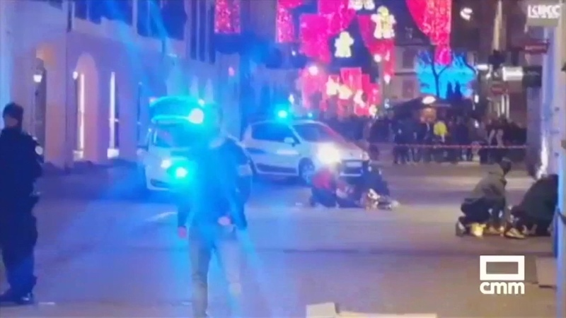 Schießerei in Straßburger Innenstadt – Vier Tote und elf Verletzte – Terroristisches Motiv vermutet