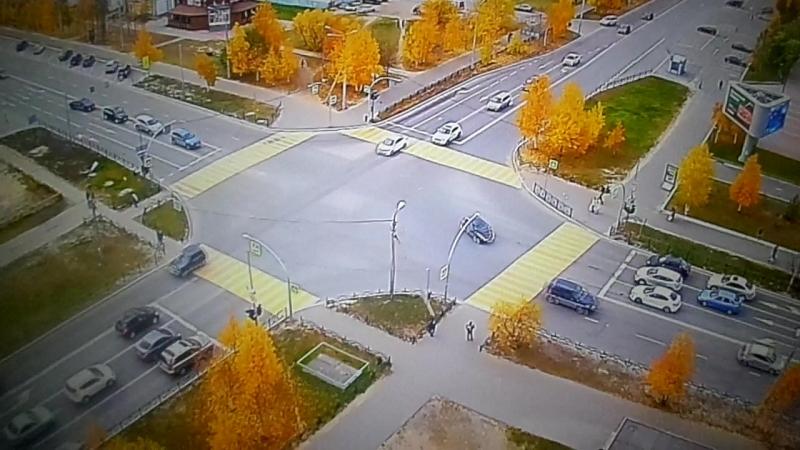 Ноябрьск-золотая осень