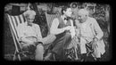 El Hombre del Tiempo con Thomas Edison y Henry Ford chiste Humor Coches voladores