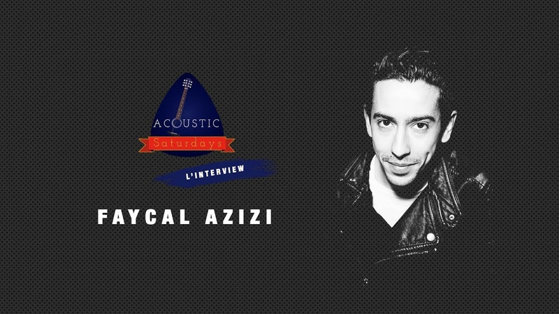 2017 Fayçal Azizi @ Visa for Music Acoustic Saturdays Interviews