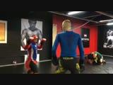 Fight club motivator