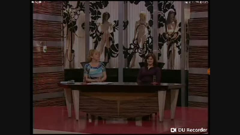 Модный приговор (31.01.2008) Дело о шведском столе мать против дочери любовь к своему телу против ненависти к лишним килограм
