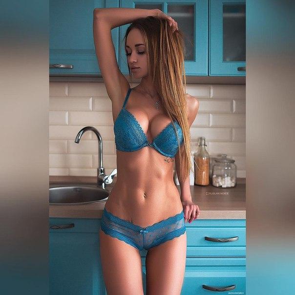 A beautiful blonde jerking a dick