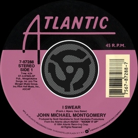 John Michael Montgomery альбом I Swear / Dream On Texas Ladies