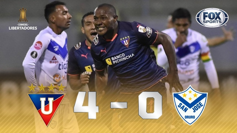 CLASSIFICADO COM O FLA! Veja os lances de LDU 4 x 0 San José pela Libertadores