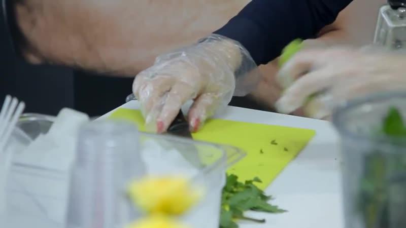 Гербалайф Клуб Мастер класс по приготовлению сбалансированных блюд
