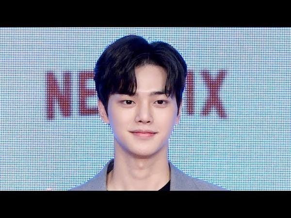 [HD영상] '좋아하면 울리는' 송강, 900:1 경쟁률 뚫고 캐스팅…만찢남 비주얼(190820)
