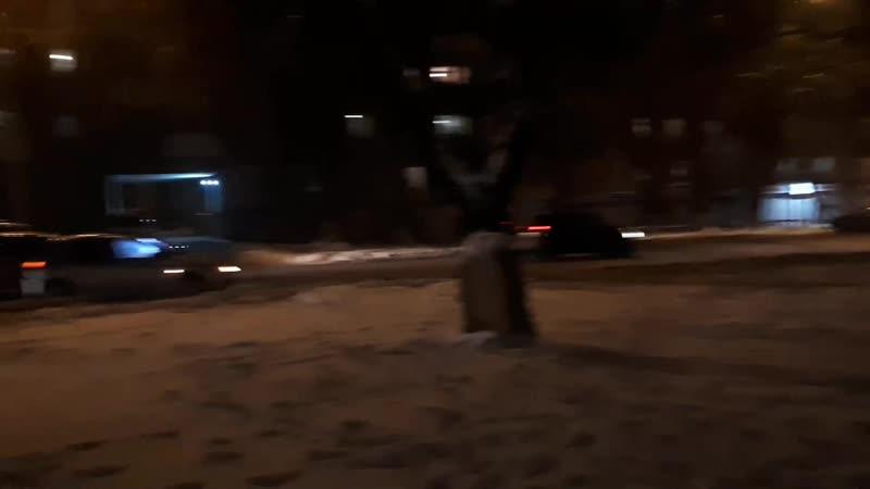 ДТП на Кленовой 11.12.18