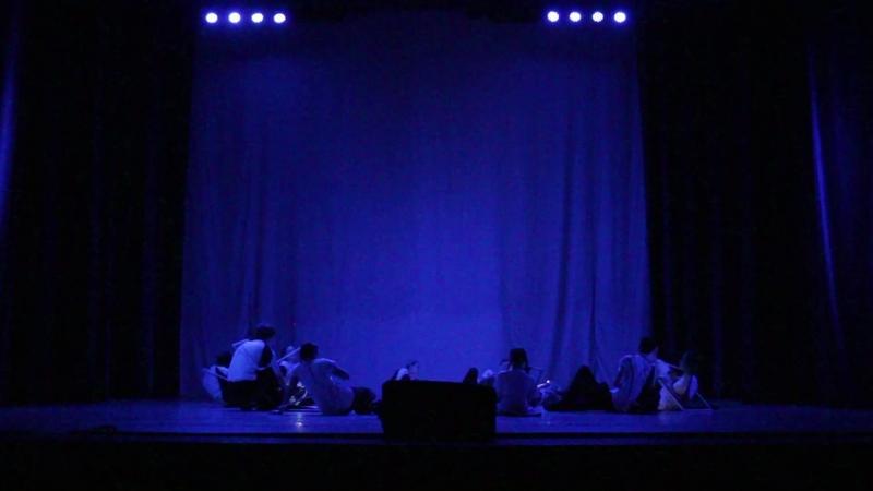 Манифест (пластические аллегории) Образцовый Театр-студия Зерцало спектакль видео