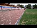 Соревнования по лёгкой атлетике. 16.09.2018, 300 метров