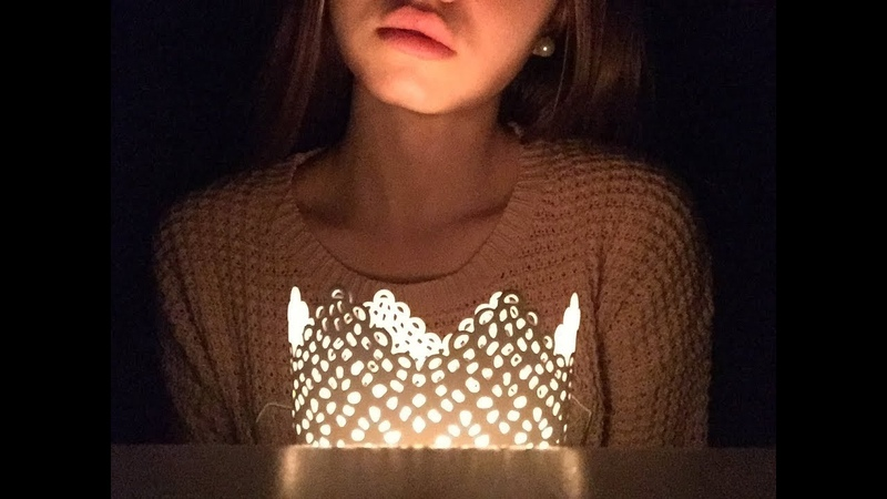 [ASMR] Trying some new tingles and triggers (candle light)