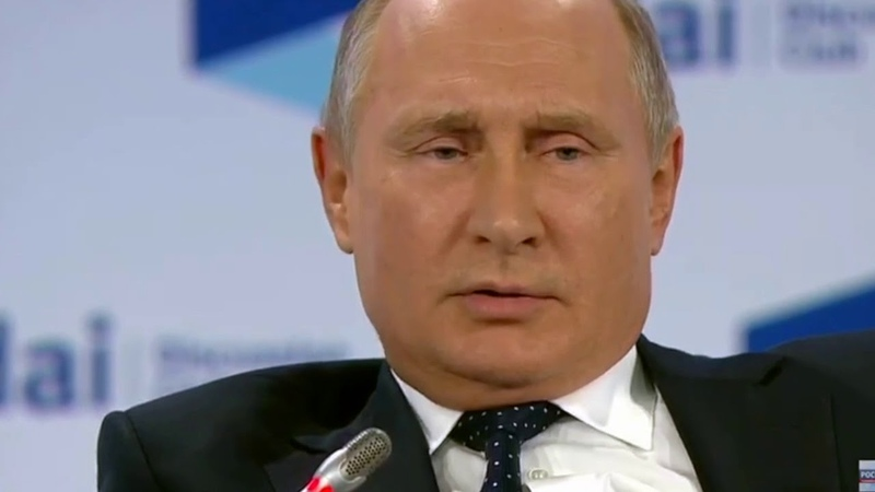 Путин мы попадем в рай, а они просто сдохнут