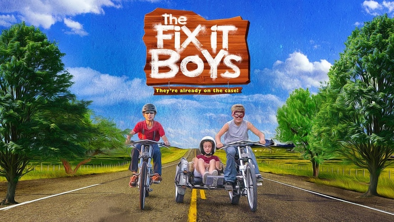 The Fix It Boys - USA (2017)[Trailer]