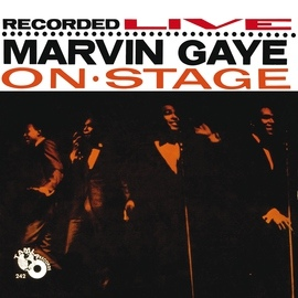 Marvin Gaye альбом Recorded Live: Marvin Gaye On Stage
