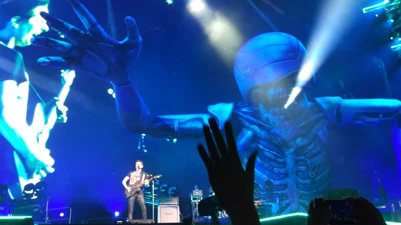 Muse - Handler (Live at Luzhniki 15.06.2019)