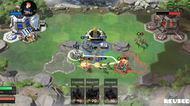 Command Conquer Rivals Обзор игры на андроид